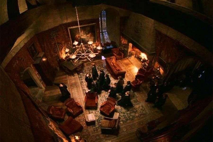 La chimenea y el fuego en el cine