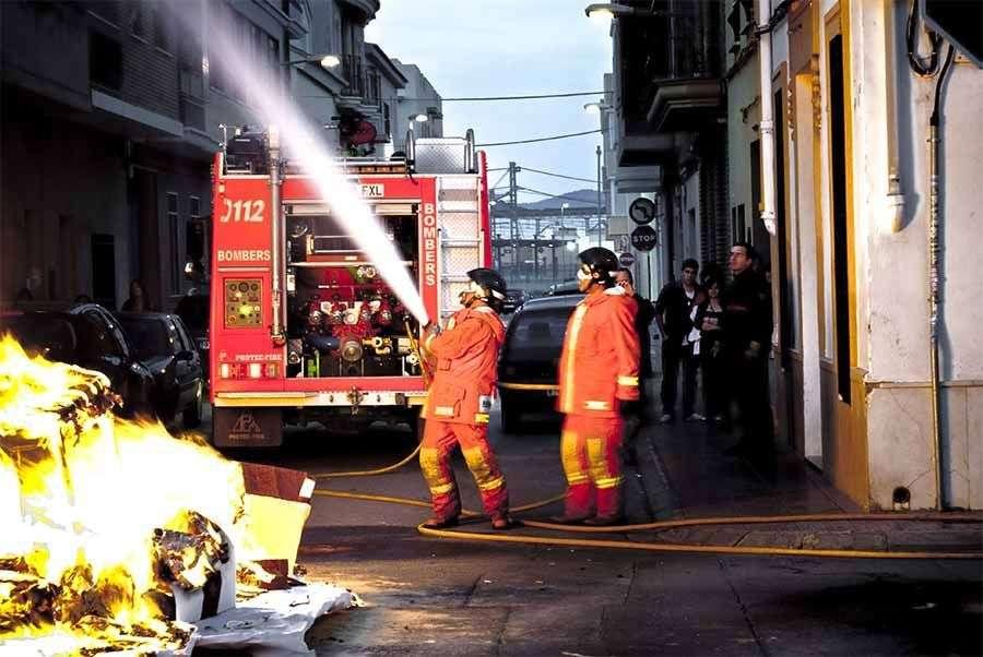 Curiosidades acerca del oficio de bombero