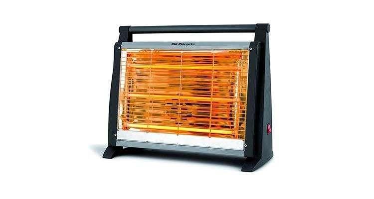 Medidas de seguridad en estufas eléctricas