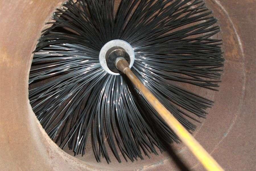 Cómo limpiar una chimenea