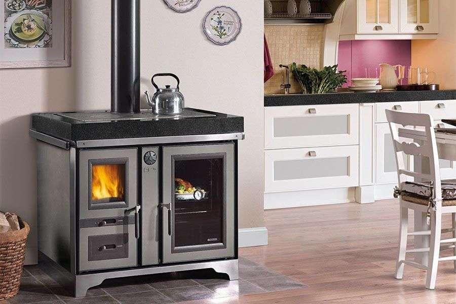 Tipos de cocinas y hornos de leña